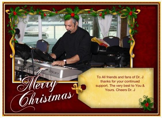 Dr.J Christmas 2011